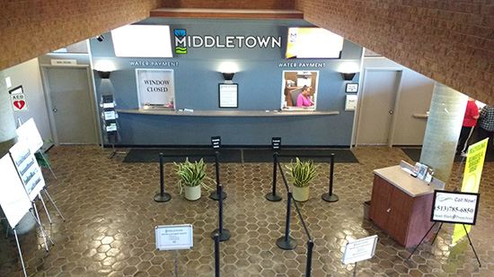 Middletown Water Billing Office