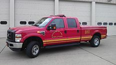Battalion 80 2009 Ford F250
