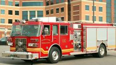Engine 82 2009 Sutphen Pumper