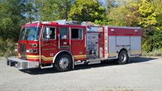 Engine 83 2006 Sutphen Pumper