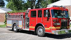 Engine 85 2013 Sutphen Pumper